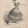 Fanny Elssler's favourite dances