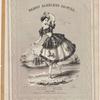 Fanny Elssler's dances. Lith. Endicott.