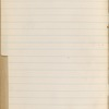 Pond, James Burton. Holograph cash-book, unsigned. July 31, 1884 - Jan. 5, [1885].