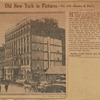 Old New York in picures--no. 310--Koster & Bial's