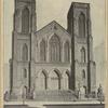 The church on West Thirty-fourth Street, near Eighth Avenue, erected 1860