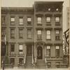 Brownstones; office of Dr. S. H. Dik