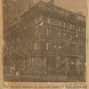 The Harriman mansion on the north corner of Fifth avenue and Sixty-ninth street...