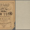 Atlas of the entire city of New York, complete in one volume. From actual surveys and official records by G. W. Bromley & Co. [Title Page]