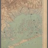 Double Page Plate No. 4: The Narrows to Jamaica Bay - Coney Island North to Brooklyn