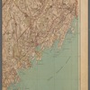 Double Page Plate No. 9: Westchester County - Yonkers to Dobbs Ferry - East to State Line