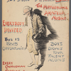 Poster for amateur night