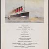 """R.M.S. """"Lusitania"""""""