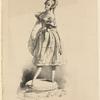 Melle Alexis Dupont, d'après le plâtre de Dantan jeune.