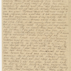 Cholmondeley, Thomas, letter to. Copy in unknown hand. Nov. 8, 1855.