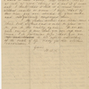 Cholmondeley, Thomas, letter to. Copy in unknown hand. Oct. 20, 1856.