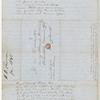 [Emerson, Ralph Waldo], ALS to. Dec. 29, 1847.