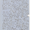 Wiley, B. B., ALS to. Dec. 12, 1856.