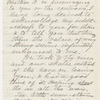 Brown, Theo, ALS to HDT. Jan. 10, 1862.