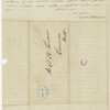 Williams, Isaiah T, ALS to HDT. Sep. 24, 1841.