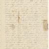 Williams, Isaiah T, ALS to HDT. Nov. 27, 1841.