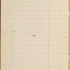 Pond, James Burton. Holograph cash-book, signed. Nov. 5, 1884 - Feb. 28, 1885.