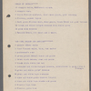 Costume and property lists for A Yankee Circus on Mars/ music: Manuel Klein and Jean Schwartz; lyrics: Harry Williams; libretto: George V. Hobart