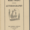 "Autobiography of the ""Twain"" family. Holograph MS, [1871]."