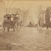 5th Avenue horse drawn omnibus