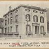 De Rham house, Fifth Avenue, corner Ninth Street, New York
