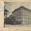 Brevoort Hotel, Fifth avenue and Eighth Street