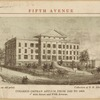 Colored orphan asylum, from 1842 to 1863