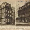 The John B. Cornell and Manton marble residencies, 1889