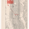 New York City subway map with Everything cover