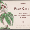 Palm Cafe Inc. Most Modern Cafe and Cocktail Lounge in Harlem
