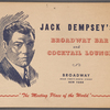 Jack Dempsey's Broadway Bar and Cocktail Lounge
