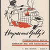 Haynes and Gabby's: International House Américan Bar and Restaurant
