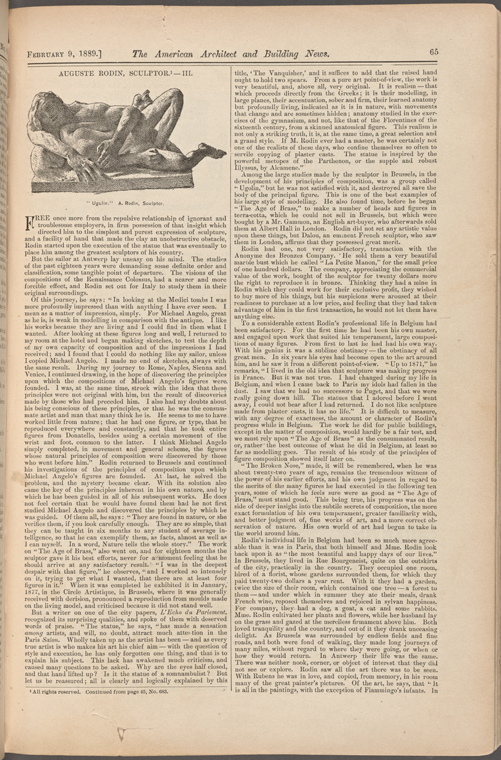 on 2/9/1889