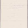 Letter to Tom Wolfe from John Glenn
