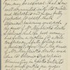 Letter from Florence Maybrick to Lord Charles Russell