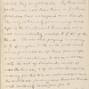 [Webster], Charles [L.], ALS to. Aug. 3, 1887.