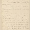 Hall, [Frederick J.], ALS to. Apr. 24, 1892.