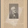 Jules Verne. (His latest portrait, by Herbert, Paris.)