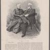 Jules Verne et Mme. Jules Verne.