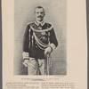 Sa Majesté Victor-Emmanuel III, Roi d'Italie.