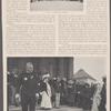 A Paris.--Au tombeau de L'empereur.  Les souverains d'Italie en France.--Aux invalides.--Le roi d'Italie et Madame Loubet attendant les voitures en retard sur les marches du dôme.
