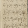 "[A Week on the Concord and Merrimack Rivers]. Early holograph draft of chapters ""Concord River"" and ""Saturday."" Unsigned, part dated ""Sat. Aug. 31, 1839."""