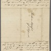 "[Thoreau, John], ALS to. ""Tahatawan - Sachimaussan - to his brother sachem - Hopeful of Hopewell."" [Nov. 11, 1837.]"