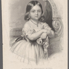 Victoria, Princess Royal. Engraved for Graham's magazine.
