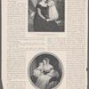 LaDuchesse de Kent, née Princesse de Saxe-Saalfeld veuve du cinquieme fils de George III et la Princesse Victoria, sa fille agée de deux ans.  Victoria, Reine de la Grande-Bretagne 1837-1901 avec la Princesse Royale (plus tard Impératrice d'Allemagne) et le Prince de Galles.