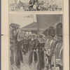 Striking incidents of the obsequies of England's lamented Queen. Drawn by Gordon H. Grant.--[See page 178.]