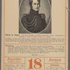 """Alfred de Vigny. Nach einem Gemäld Carnavalet zu Paris, wiedergegeben in Paléologue, """"Alfred de Vigny,"""" Paris 1891, Hachette."""
