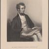 Thehonble. Charles Pelham Villiers, M.P. C.P. Villiers [signature]