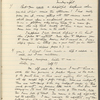 "[Natkin], ""Marjorie"" [Gertrude], AL to. Mar. 4-9, 1906. Previously Mar. 9, 1906, [Breckinridge?], Marjorie. Copy in Isabel Lyon's hand."
