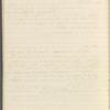 [Twichell], Joseph, AL to. Aug. 5-25, 1906. Copy in Isabel Lyon's hand.